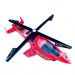 2010 Marvel Spider-man Helicopter toy @sold@